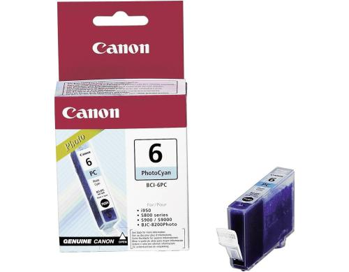 Tinte Canon BCI-6PC Nachfüllpatrone photo-cyan