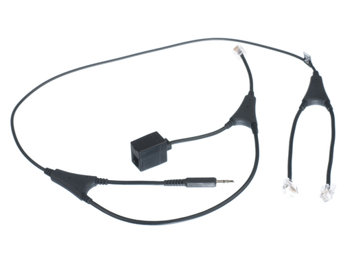 Jabra MSH-Kabel zu Alcatel zu Alcatel IP Touch 9er Serie