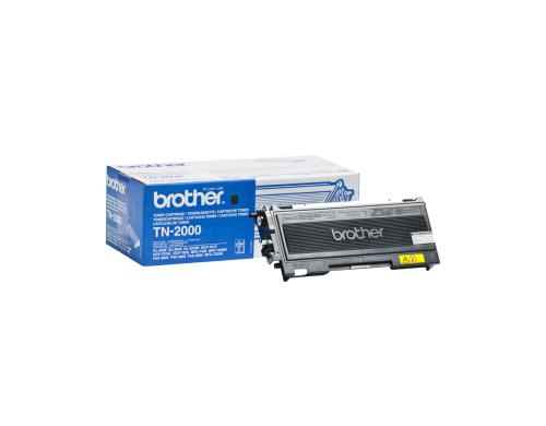 Toner Brother TN-2000, schwarz ca. 2500s@5%