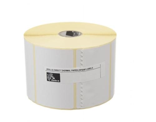Zebra Etikette Thermo Transfer, 76x51mm 1 Rolle, Z-select 2000T
