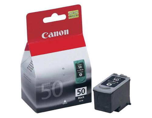 Tinte Canon PG-50 schwarz Canon Pixma MP150/170/450, high field