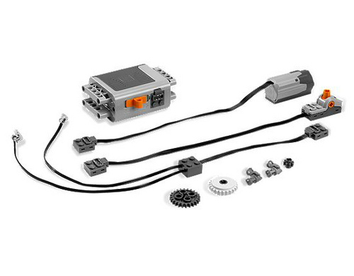 LEGO Technic Power Functions Tuning Set Alter 9+ Teile: 10
