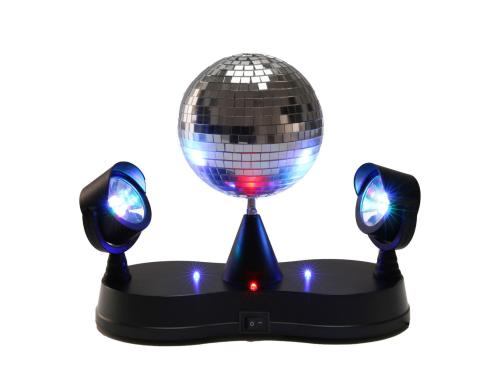Olympia Partylichter Disco Spieglball MLB13 Partylichter LED Disco Spiegel Ball