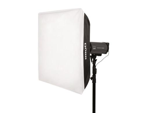 Dörr Softbox QFSB-7575 Quick-Fix 75x75cm, zu DE&DPS