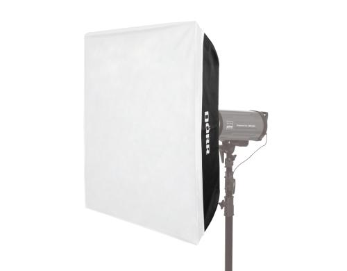 Dörr Softbox QFSB-80120 Quick-Fix 80x120cm, zu DE&DPS