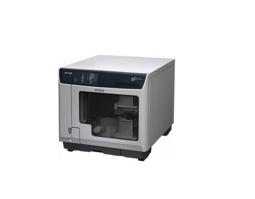 Epson DiscProducer PP-100II, USB 3.0 SuperSpeed, Maximale Präzision