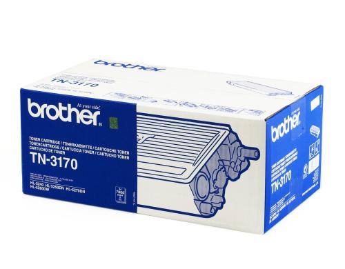 Toner Brother TN-3170, HL-5240, HL5250D ca. 7000s@5%