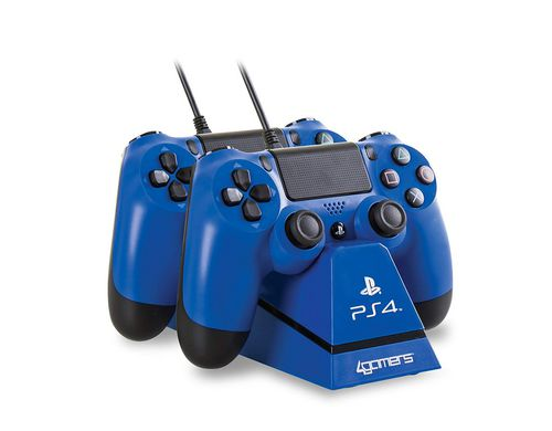 PS4 Dual ChargenStand blue