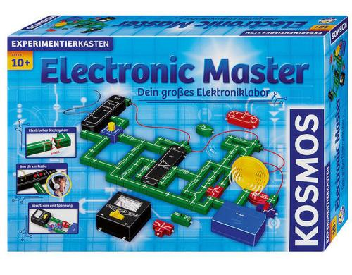 Electronic Master Alter: 10+,