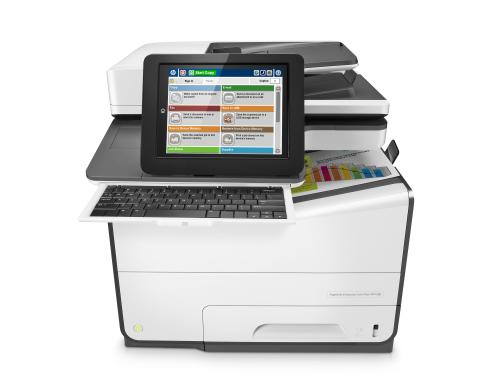 HP PageWide Enterprise Color Flow MFP 586z A4, 4 in 1, USB 2.0, LAN, Air-/ePrint