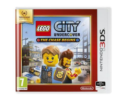 Lego City: Undercover The Chase Begins Alter: 7+