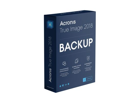 Backup & Imaging Software