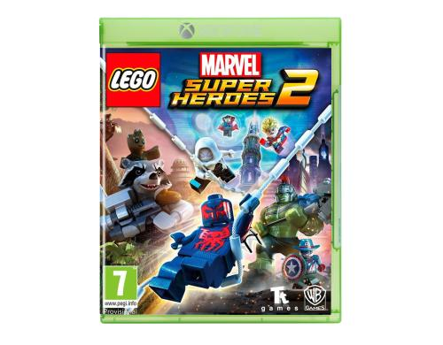 LEGO Marvel Super Heroes 2, Xbox One Alter: 7+