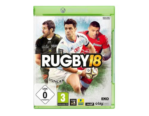 Rugby18, Xbox One Alter: 3+