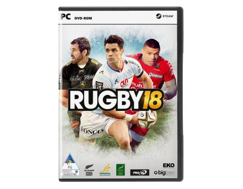 Rugby18, PC Alter: 3+