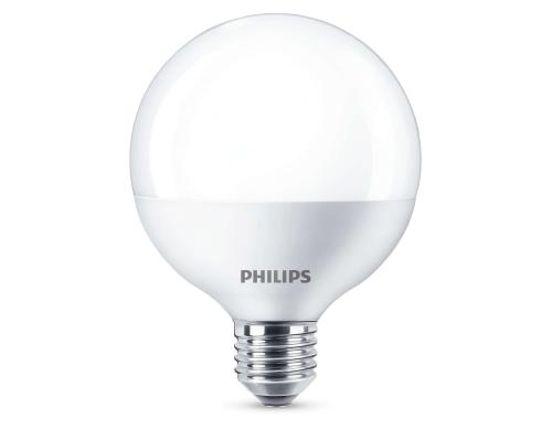 Philips LED Bulb Globe 60W G93 E27 WW FR ND 1CT/4