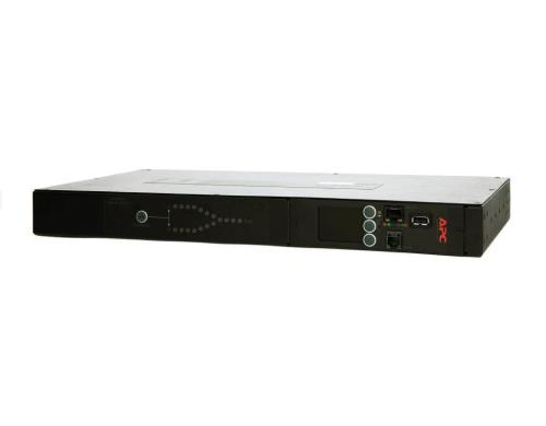 APC Rack Automatic Transfer Switch AP4422 IN: 16A IEC309, OUT: IEC 309
