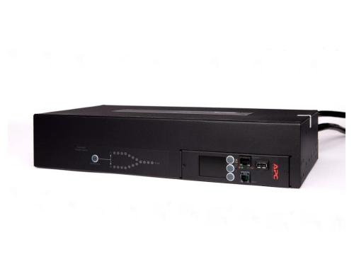 APC Rack Automatic Transfer Switch AP4424 IN: 16A 2xC20 (IEC320), OUT: 16xC13 2xC19
