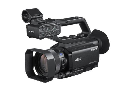 Sony NXCAM Camcorder HXR-NX80 FullHD, 1 Exmor RS CMOS, 20 MP 12x opt.