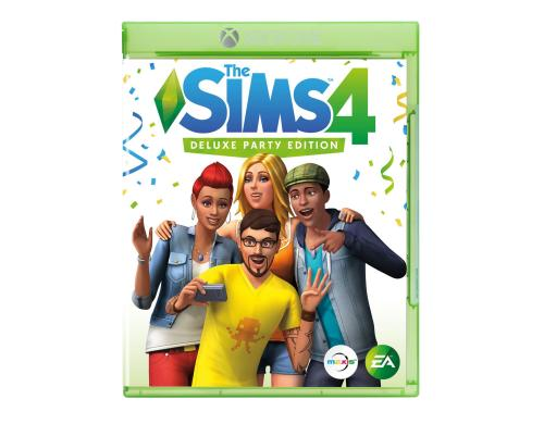 SIMS 4 Deluxe Party Edition, Xbox One Alter: 12+