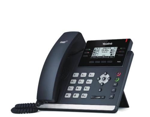 Yealink T42S SfB Skype for Business Edition