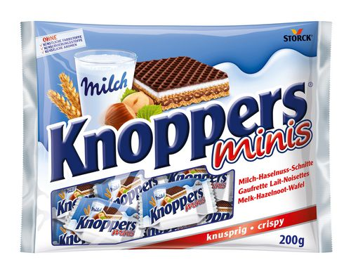 STORCK Knoppers Minis 200g