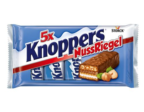 STORCK Knoppers Nussriegel 5x40g 200g