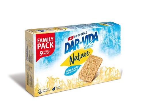 DAR-VIDA Nature 9 Pocket-Packs 375g