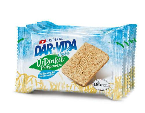 DAR-VIDA UrDinkel 5 Pocket-Packs 208g