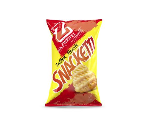 Snacketti Hearts lovely salted 75g