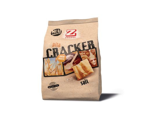 Cracker Pita Salt 90g