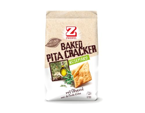 Cracker Pita Rosemary 90g