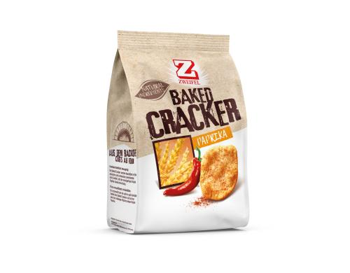 Cracker Crispy & Thin Paprika 95g