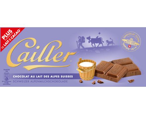 CAILLER Milch 100g 100g