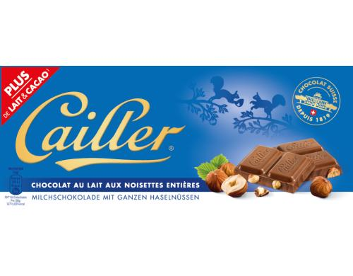 CAILLER Milch-Nuss 100g 100g