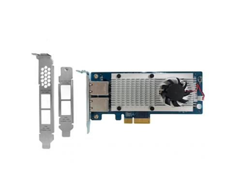 QNAP Ethernet Adapter 10G2T-X550 Dual-Port 10GBase-T network Expansion card