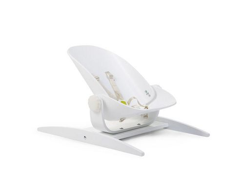 Childhome Babywippe Wood rock white