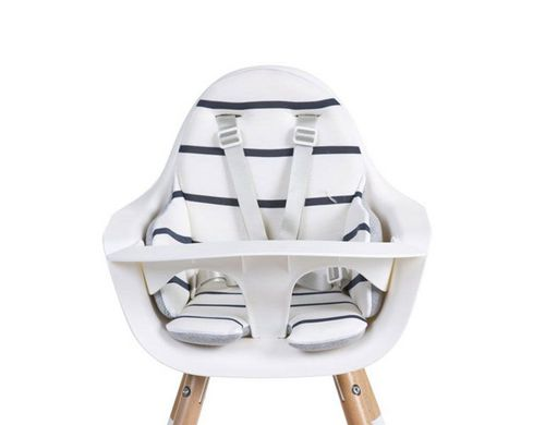 Childhome Kissen zu Evolu one 80° Marin stripes