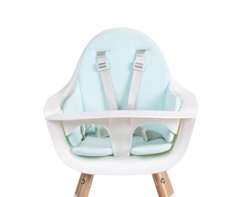 Childhome Kissen zu Evolu one 80° Mint blue