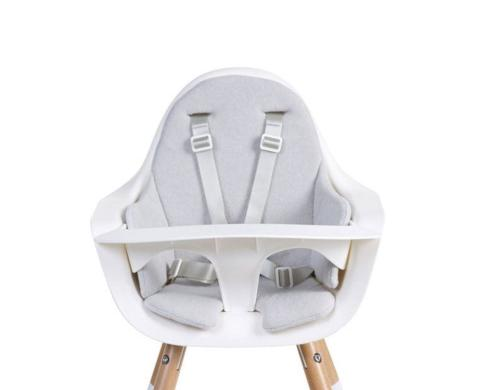 Childhome Kissen zu Evolu one 80° Grey