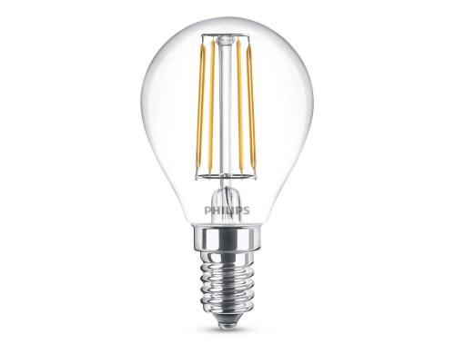 Philips LED Kugel 40 40W E14 P45 470lm 2700K