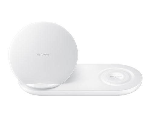 Samsung EP-N6100T Wireless Charger Duo weiss