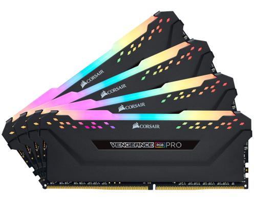 Corsair DDR4 Vengeance RGB PRO 32GB 4-Kit 4x 8GB 4000MHz CL19-23-23-45 1.35V 288Pin