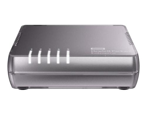 HP 1405-5G v3 5 Port Switch, 1Gbps Unmanaged