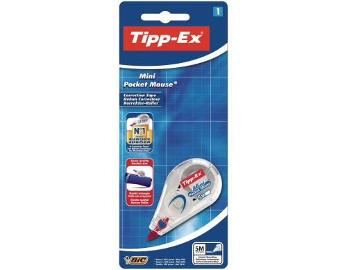 Tipp-Ex Mini Pocket Mouse 6 M x 0.5 mm