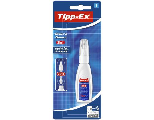 Tipp-Ex Shaken Choose 15 ml