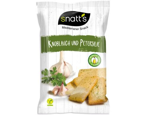 Brotsnack - Knoblauch & Petersilie 120g